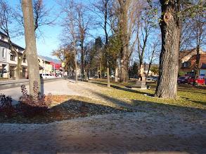 Photo: Mestský park v súčasnosti.