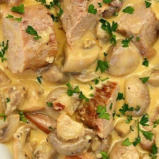 Pork Tenderloin With Sauce Sauce Recipes