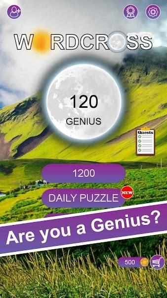 Word Cross - Crossword Game