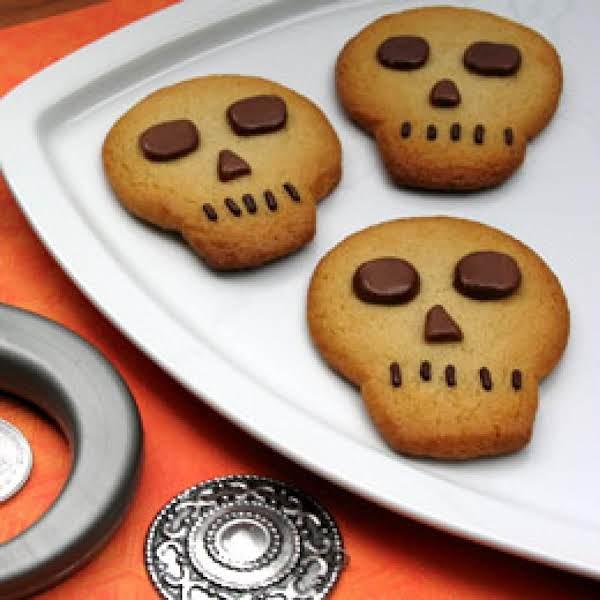 Pirate's Skull Cookies Recipe