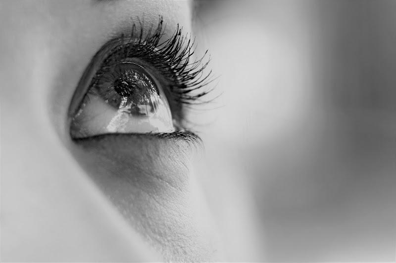"""""""Gli occhi fanno quel che possono, niente meno e niente più.."""" di Ibia"""
