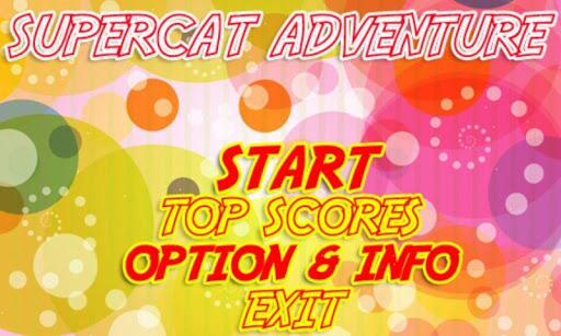 Super Cat Adventure