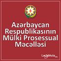 Civil Procedure Code of Azerb icon