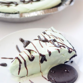 Weight Watcher's Frozen Grasshopper Pie