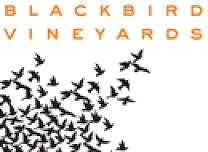 Logo for Blackbird Vineyards Contrarian
