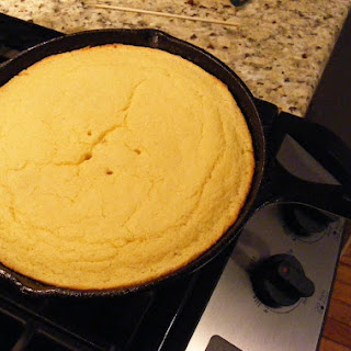 Cast Iron Corn Bread Recipe