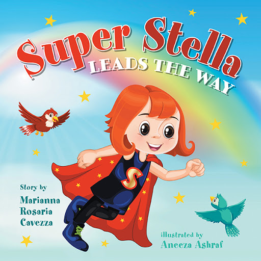 Super Stella Leads the Way cover