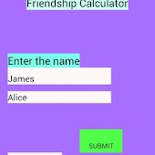 Friendship Calculator