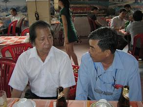 Photo: Thầy Phạm Xuân An (Về VN ăn Tết từ Mỹ)