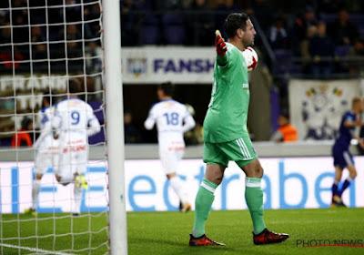 Anderlecht a connu sa première défaite sous Hein Vanhaezebrouck