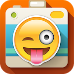 Emoji Camera Sticker (No Ads) v1.0