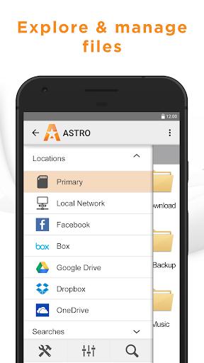 Astro File Manager (File Explorer) v6.0.5