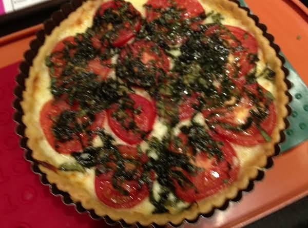 Yummy Tomato Tart Recipe