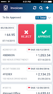 Nexus Payables OnTheGo- screenshot thumbnail