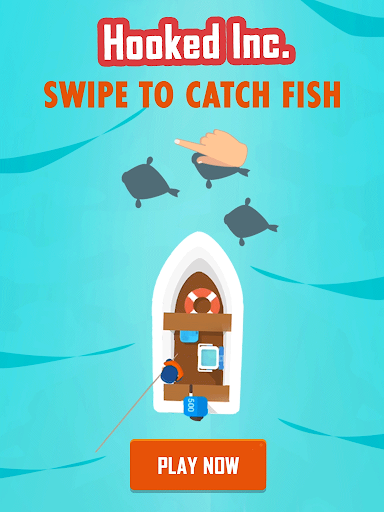 Hooked Inc: Fisher Tycoon - screenshot