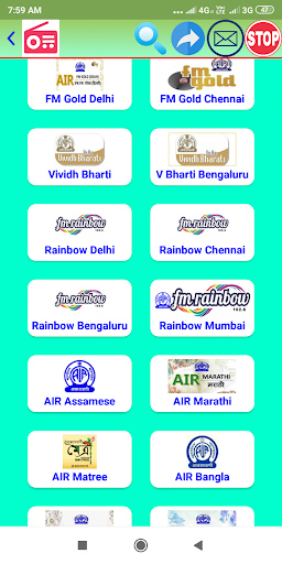 All Indian Radio - Music,Cricket Score & News 10.2.1 screenshots 2