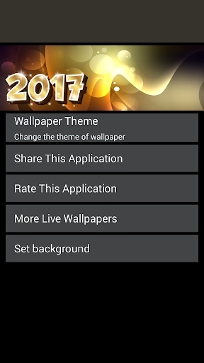 2018 new year live wallpapers screenshot 5