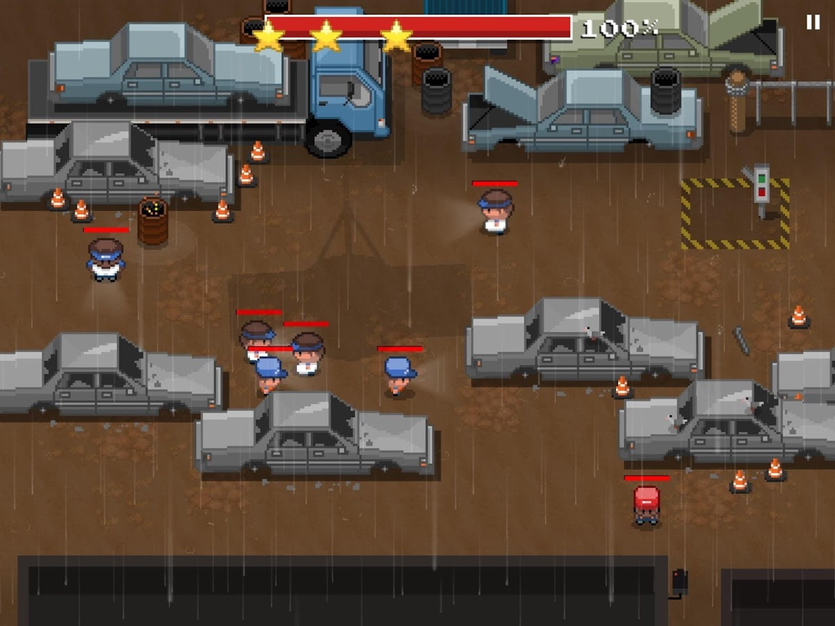 Defend Your Turf: Street Fight- screenshot