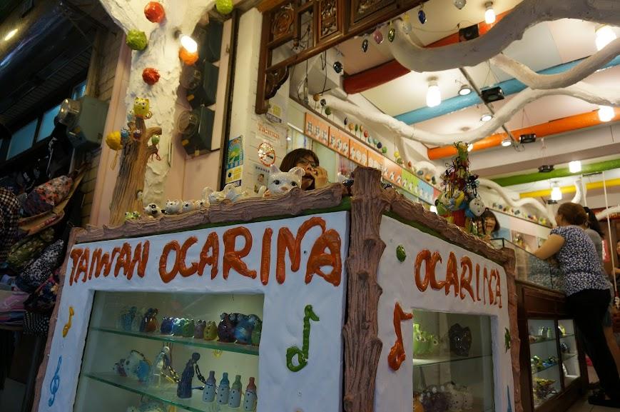 Handmade ocarinas