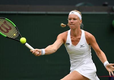 WTA Miami: Bertens prend la porte