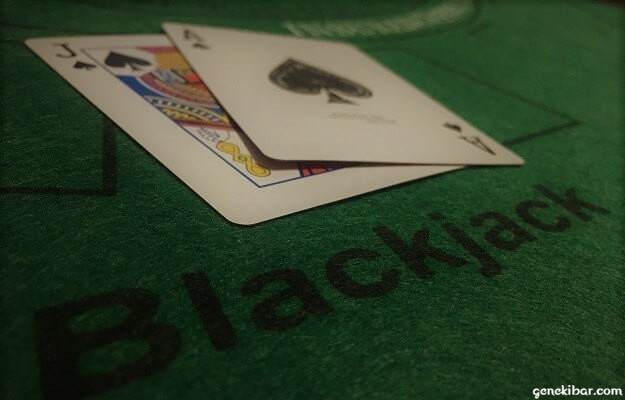 Blackjack online casino strategy
