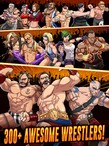 The Muscle Hustle: Slingshot Wrestling 1.8.22024 screenshots 8