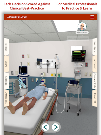 Full Code - Emergency Medicine Simulation 2.4.1 screenshots 8