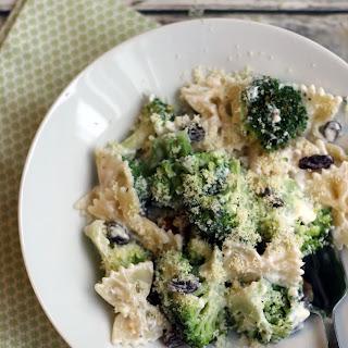 Pasta Salad With Raisins Recipes.
