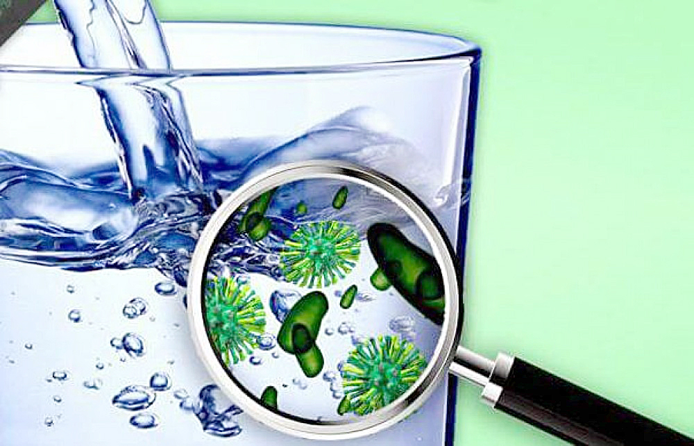 Nguồn nước bạn đang dùng chứa rất nhiều vi khuẩn và chất độc hại