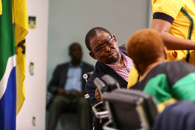 Enoch Godongwana, the ANC's subcommittee chairperson on economic transformation. Picture: MOELETSI MABE