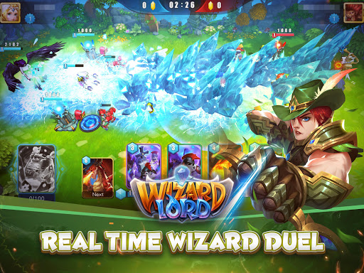 WizardLord: Cast & Rule - screenshot