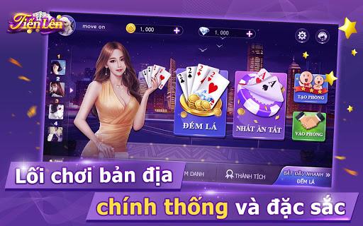 Tiu1ebfn Lu00ean Miu1ec1n Nam - Tien Len -Tu00e1 Lu1ea3-Phu1ecfm -ZingPlay 1.7.061105 screenshots 13