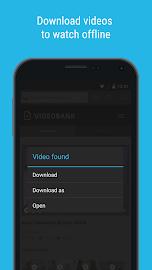 Downloader & Private Browser Screenshot 1