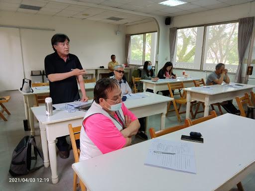 台灣太魯閣族語言發展學會第二屆第四次理監事聯席會議