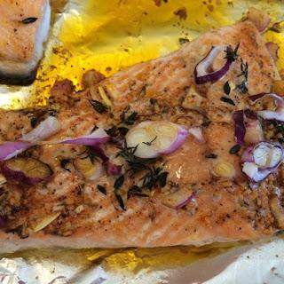 Spicy Salmon.