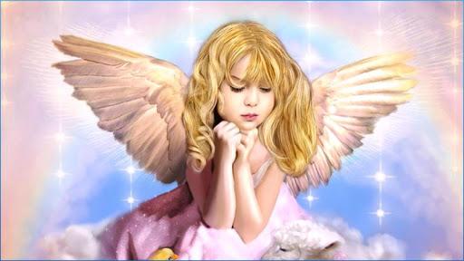ファンタジー天使の壁紙