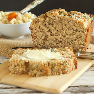 3-Seed Whole Grain & Kefir Quick Bread.