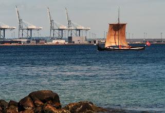 Photo: Vikinger i Aarhusbugten
