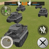 Tanks World War 2: RPG Survival Game