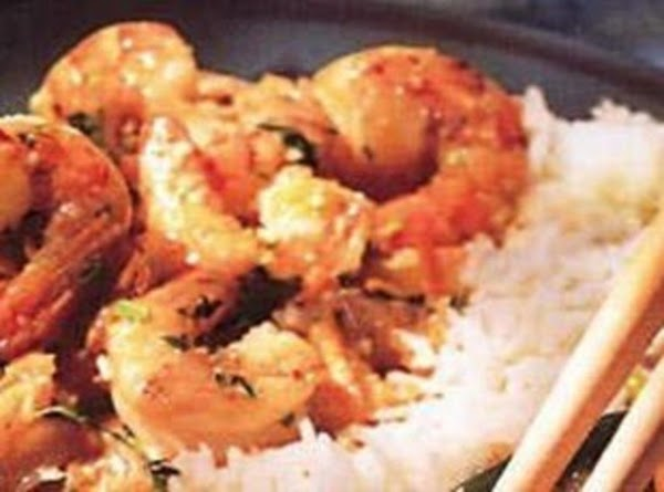 Cheatin Garlic Shrimp Recipe