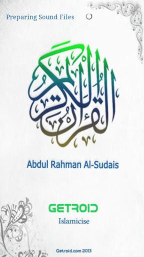 Holy Quran - Al Sudais by GetRoid (Google Play, United