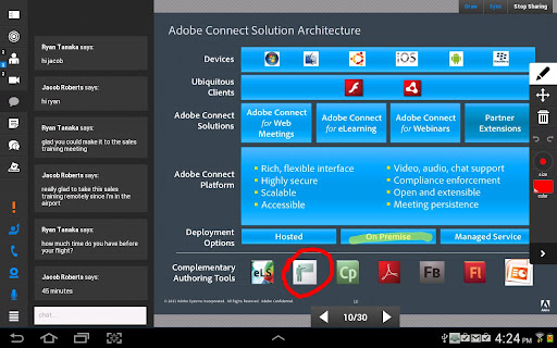 Adobe Connect 2.6.9 Apk for Android 7