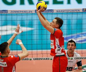 Drie Belgische volleybalclubs in Europa volgend seizoen