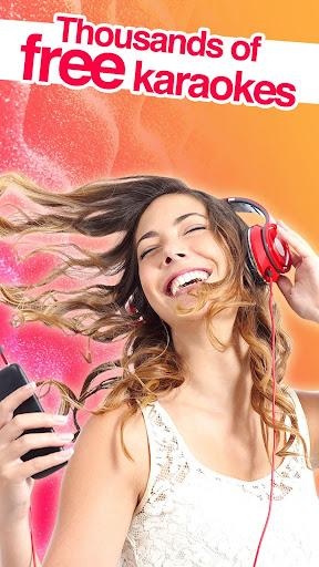 Red Karaoke Sing & Record 3.1 screenshots 1