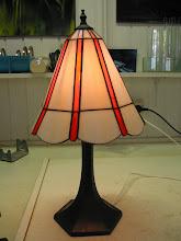 Photo: Lamp door Jeanette Scherer