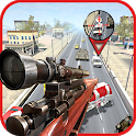 Sniper Shoot Traffic icon