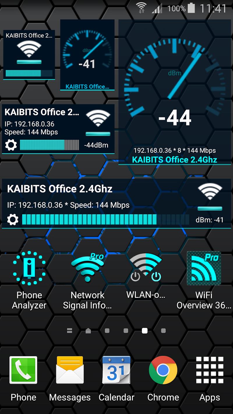WiFi Overview 360 Pro Screenshot 6