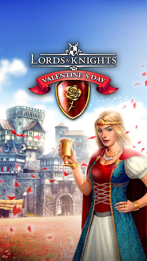 Lords & Knights - Medieval Building Strategy MMO 7.3.1 APK MOD screenshots 1
