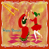 Navratri Photo Frames
