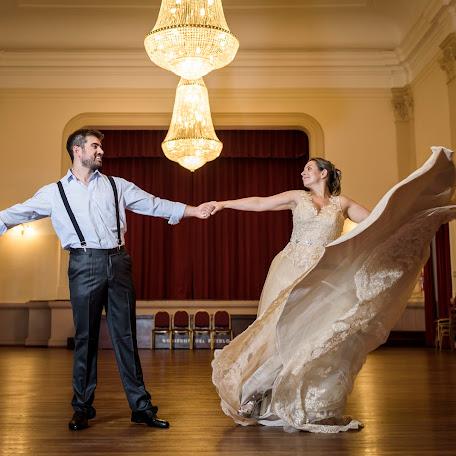 Wedding photographer Luis Vilte (vilte). Photo of 24.05.2017